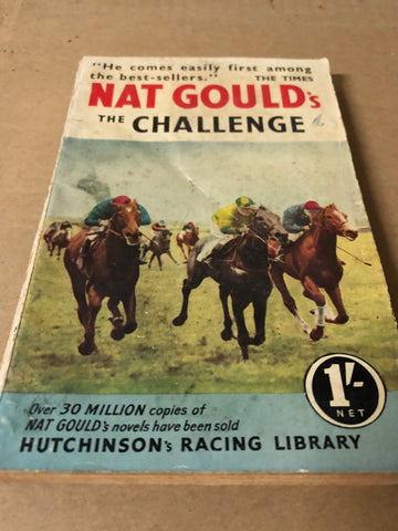 Nat Gould - The Challenge