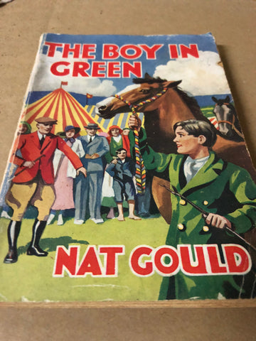 Nat Gould - The boy in Green