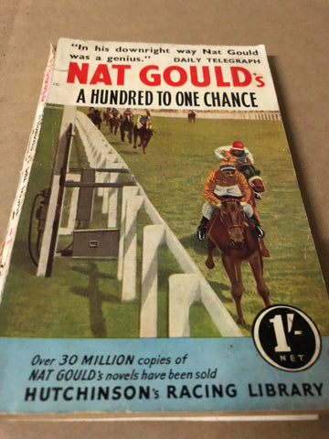 Nat Gould - A Hundred to One chance