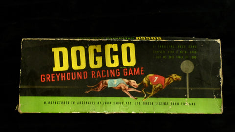 Game - DOGGO Greyhound Racing Game