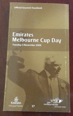 2009 Emirates Melbourne Cup Day.