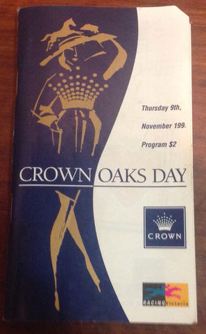 1995 Crown Oaks Day.