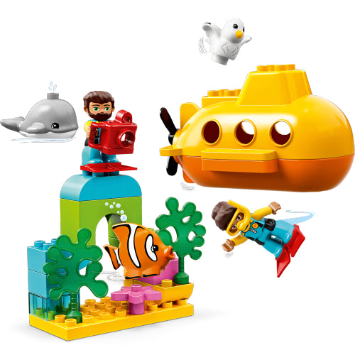 LEGO - DUPLO Submarine adventure