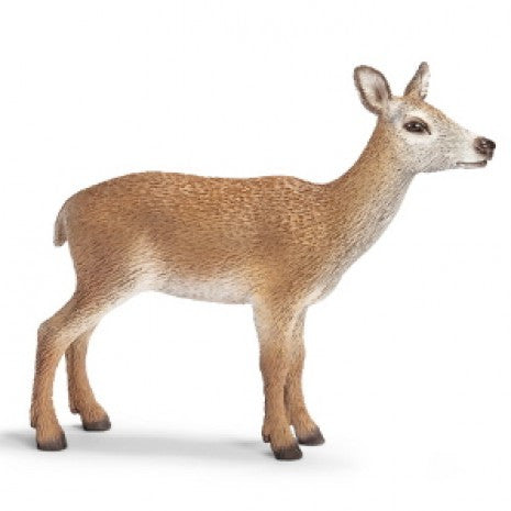 SCHLEICH -  Red Deer Cow