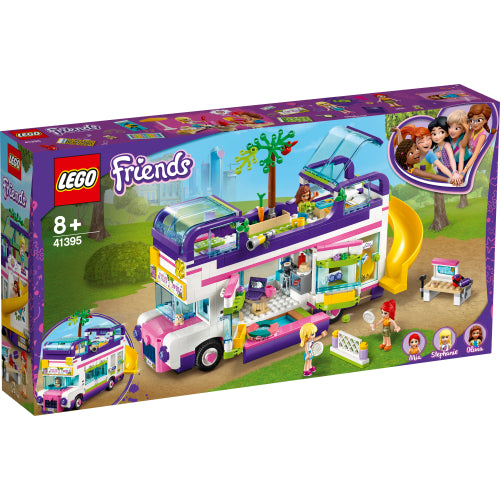 Lego Creator Friendship Bus  41395