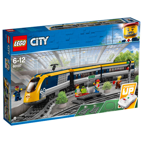 Lego Passenger Train 60197