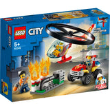 LEGO CITY Flying Helicopter Response 60248