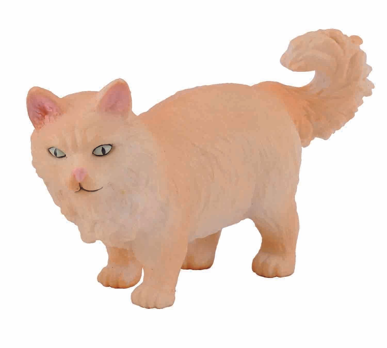 COLLECTA Animal Figurine - Norweigign Forest Cat #88238