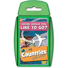 Top Trumps - Countries of the World