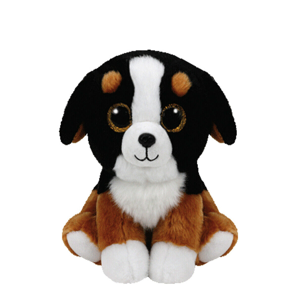 TY Beanie Boos MED Size 'ROSCOE' The Dog