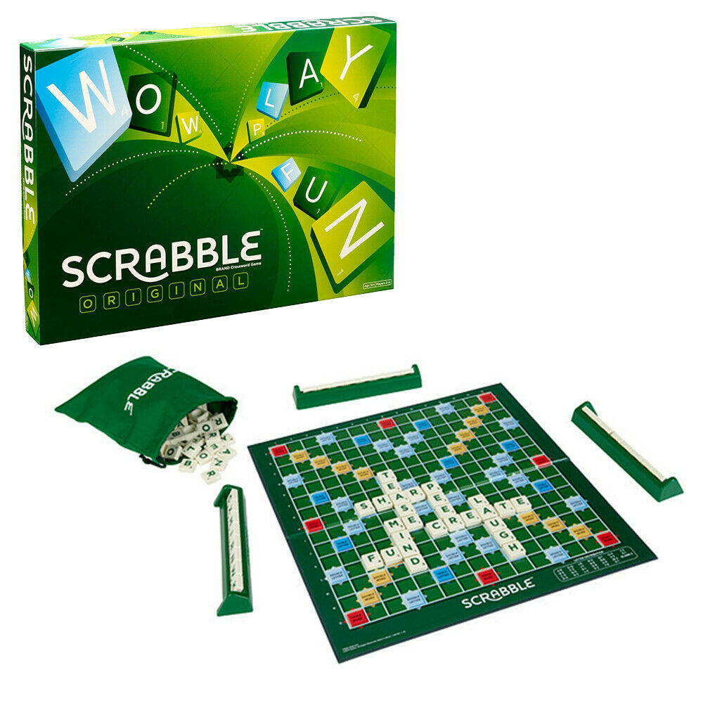 Scrabble (original) Board Game