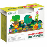 MAGFORMERS - 28pce POP UP BOX