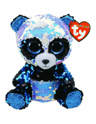 TY Beanie Boos Med size Bamboo the Panda