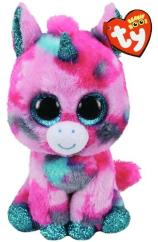 TY Beanie Boos MED Size 'GUMBALL' The Unicorn