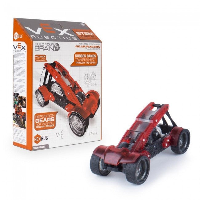 VEX Robotics Gear Racer Single