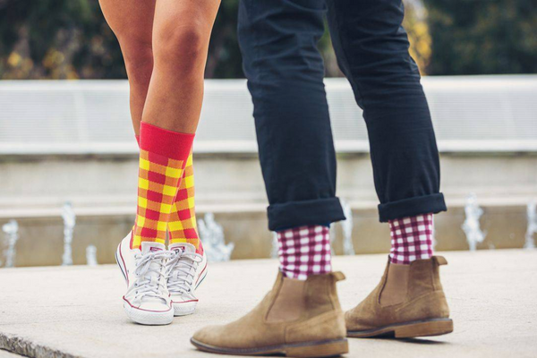 Put a Sock in It - How to Choose the Right Pair of Socks