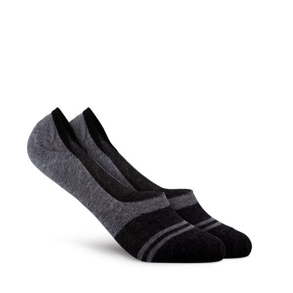 True Invis No Show Socks - 3 Pack