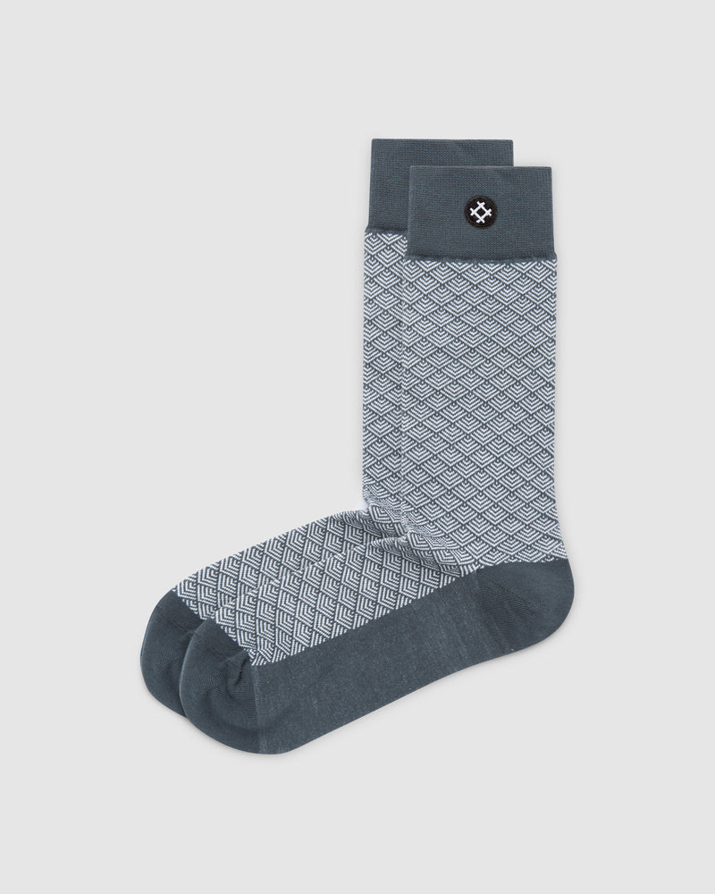 Shine 6 Pack Crew Socks