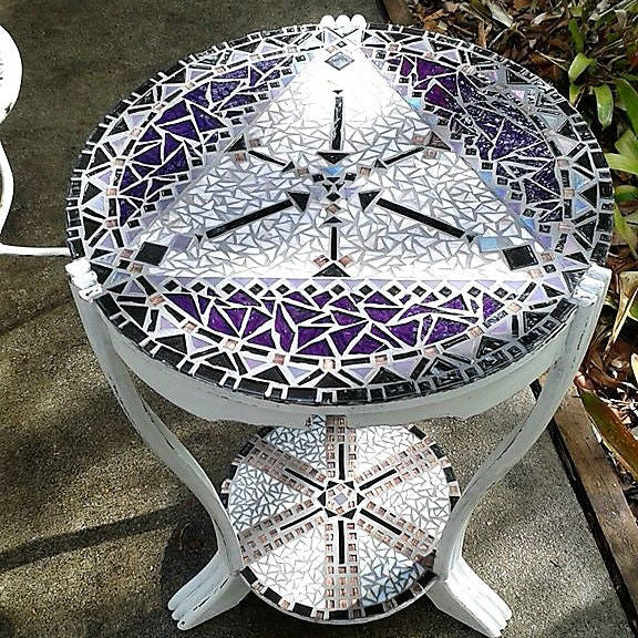 Newsletter - Meet Our Makers: Heather May from Amayz Mosaics