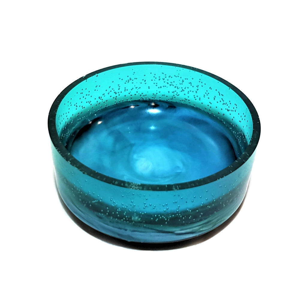 Ocean Blue Large Bowl
