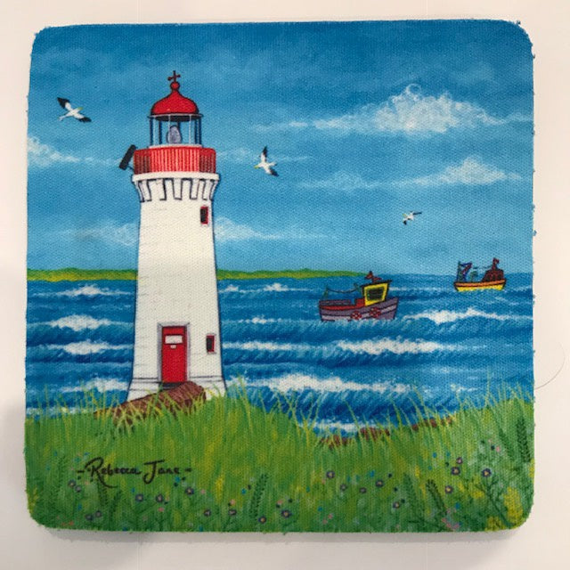 Coasters - Lighthouse