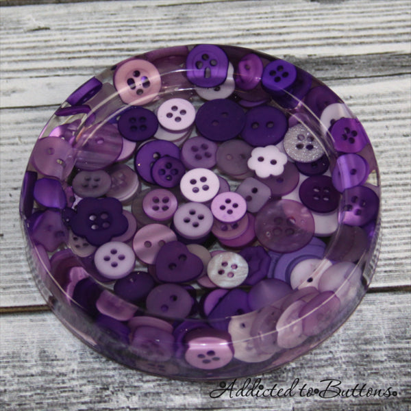Coasters - purple