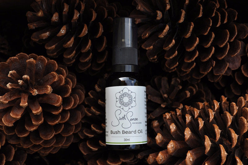 Bush Beard Oil