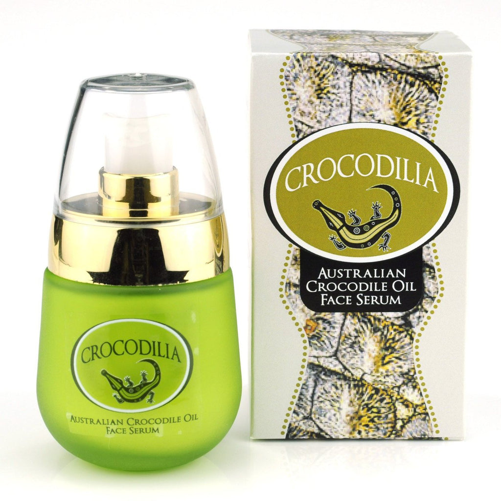 Australian Crocodile Oil Anti-Ageing Face Serum 30ml