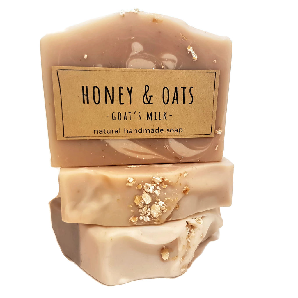 Honey Oats & Milk Soap