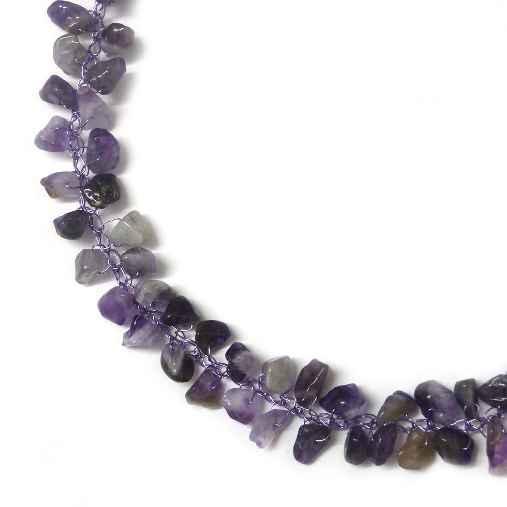 Necklace - Amethyst