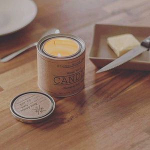 Candle - Black Bamboo