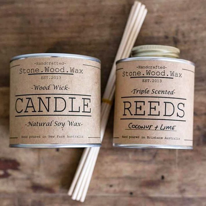 Diffuser Reeds - Coconut & Lime