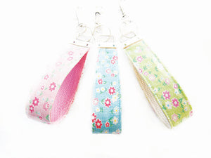 Key Fob Chains floral