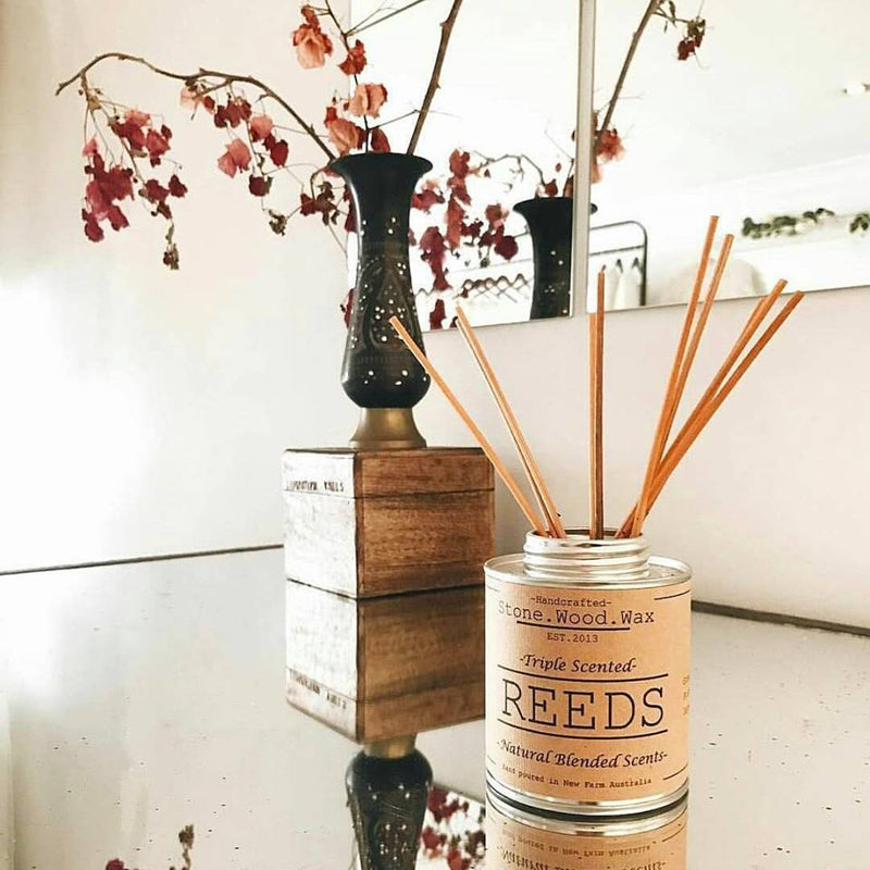Diffuser Reeds - Lychee & Black Tea
