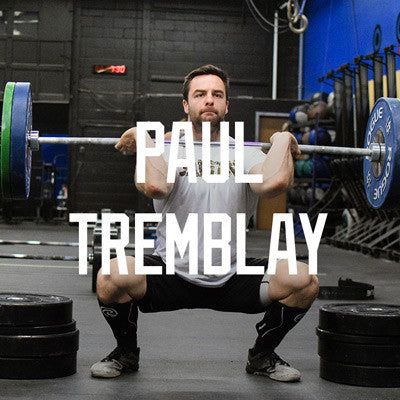 Paul Tremblay, JaktRX