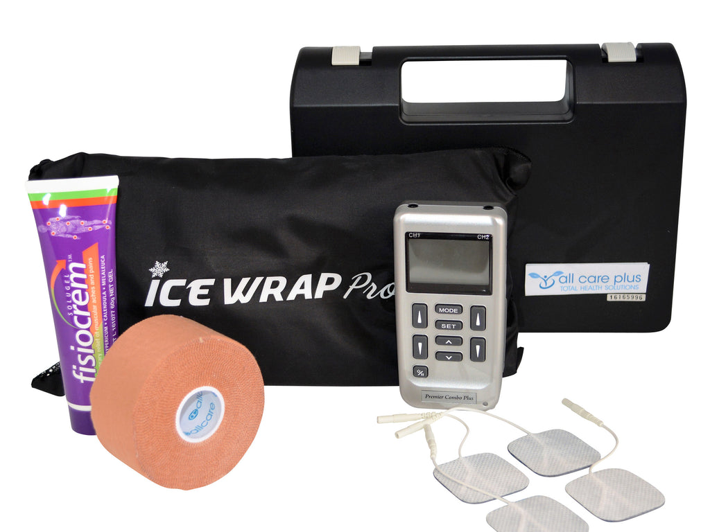 Ultimate Sports Injury Recovery Pack
