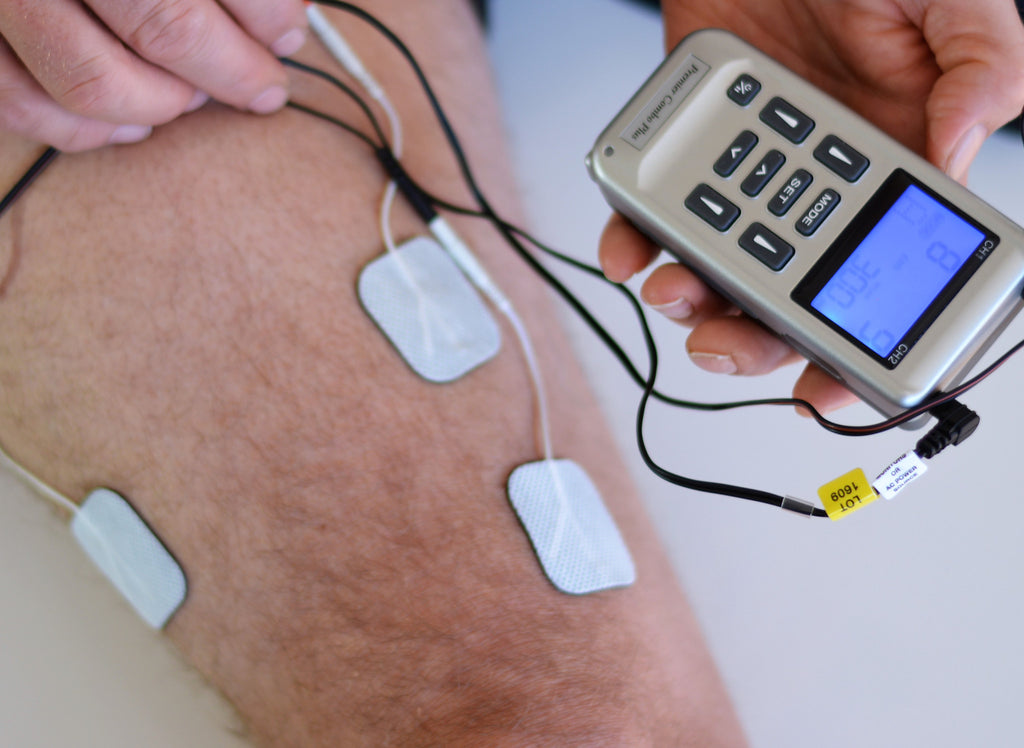 What is Electromuscular Stimulation (EMS)??
