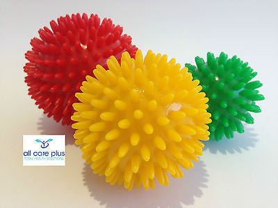 Pain relief spiky massage ball 3 sizes