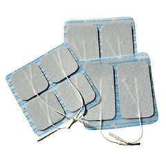 Electrode Pads For TENS or EMS Machines - Multi Size Pack