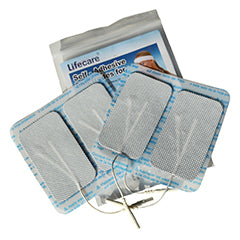 Electrode Pads 9x5 cm -One Pack Of 4