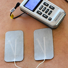 EMS machine with 9x5 electrode pads