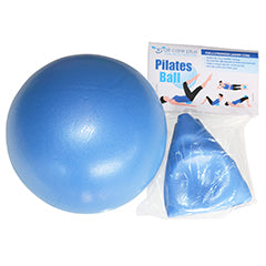 Pilates exercise ball