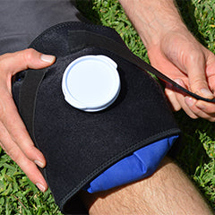 The Ice Wrap Pro - The Best In Injury Treatment