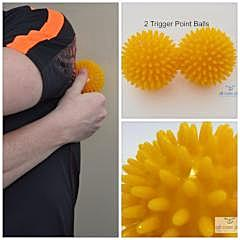 Physio Spiky Trigger Point Balls