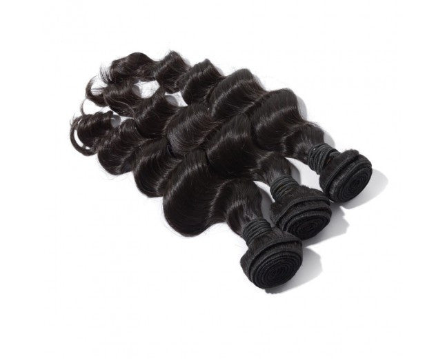 Peruvian Loose Wave Hair Extensions