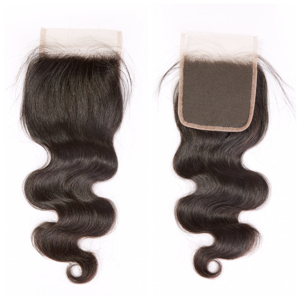 Black Label Lace Closures