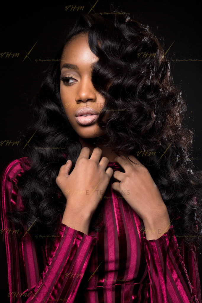 Luxury Brazilian Hair Extensions Fast Free Shipping Virginhairmarket