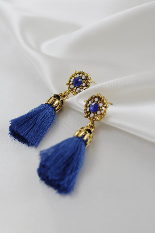 Belle Tassel Earrings