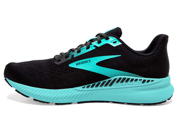Tenis Brooks Launch GTS 8 Blue Tint Dama