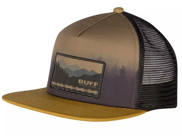 Gorra Buff Trucker Anwar Brown L/XL